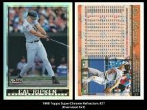 1998 Topps SuperChrome Refractors #27