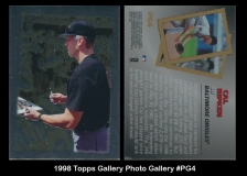 1998 Topps Gallery Photo Gallery #PG4