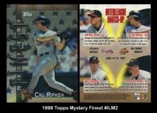 1998 Topps Mystery Finest #ILM2