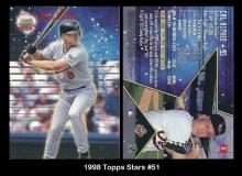 1998 Topps Stars #51