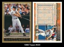 1998 Topps #320
