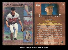 1998 Topps Focal Point #FP4