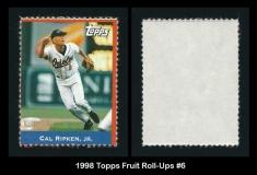 1998 Topps Fruit Roll-Ups #6