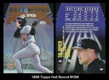 1998 Topps Hall Bound #HB6