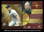 1999 Aurora Complete Players Star Punched Promo #1B
