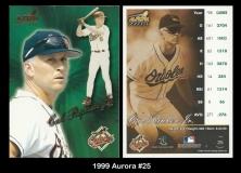 1999 Aurora #25