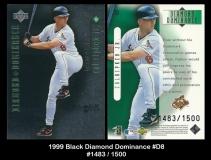 1999 Black Diamond Dominance #D8