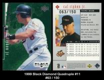 1999 Black Diamond Quadruple #11