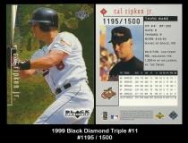 1999 Black Diamond Triple #11