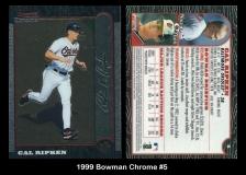 1999 Bowman Chrome #5