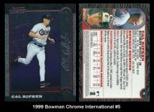1999 Bowman Chrome International #5