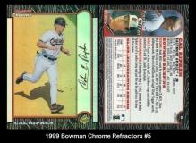 1999 Bowman Chrome Refractors #5