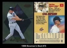 1999 Bowmans Best #75