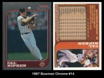 1997 Bowman Chrome #14