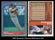 1997 Bowman Chrome Refractors #14