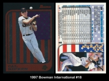 1997 Bowman International #18