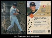 1997 Bowmans Best Cuts #BC4