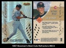 1997 Bowmans Best Cuts Refractors #BC4