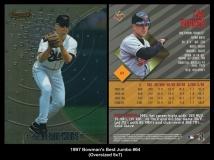 1997 Bowmans Best Jumbo #64