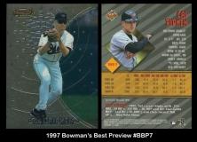 1997 Bowmans Best Preview #BBP7