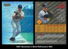 1997 Bowmans Best Refractors #64