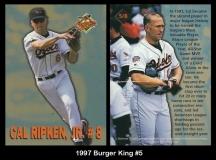 1997 Burger King #5