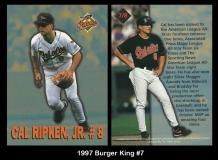 1997 Burger King #7