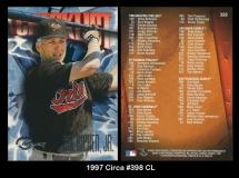 1997 Circa #398 CL