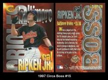 1997 Circa Boss #15
