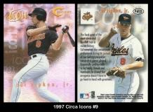 1997 Circa Icons #9