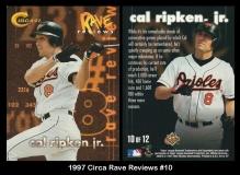 1997 Circa Rave Reviews #10
