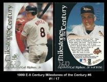 1999 E-X Century Milestones of the Century #6