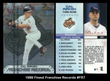 1999 Finest Franchise Records #FR7