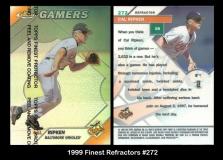 1999 Finest Refractors #272
