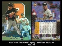 1999 Flair Showcase Legacy Collection Row 2 #8
