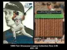 1999 Flair Showcase Legacy Collection Row 3 #8