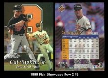 1999 Flair Showcase Row 2 #8