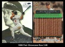 1999 Flair Showcase Row 3 #8