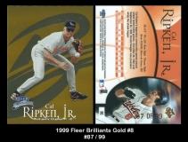 1999 Fleer Brilliants Gold #8