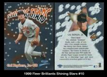 1999 Fleer Brilliants Shining Stars #10