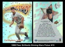 1999 Fleer Brilliants Shining Stars Pulsar #10