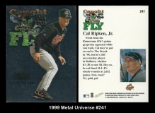 1999 Metal Universe #241