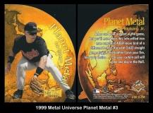 1999 Metal Universe Planet Metal #3