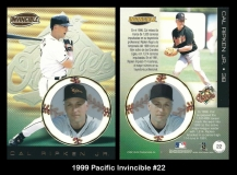 1999 Pacific Invincible #22