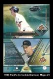 1999 Pacific Invincible Diamond Magic #1