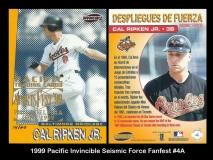 1999 Pacific Invincible Seismic Force Fanfest #4A