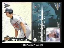 1999 Pacific Prism #21