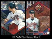 1999 Pacific Prism Diamond Glory #5