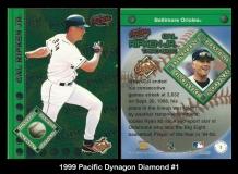 1999 Pacific Dynagon Diamond #1