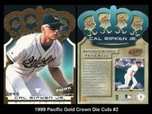 1999 Pacific Gold Crown Die Cuts #2